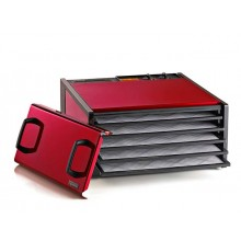 Excalibur 5 Tray Radiant Cherry Food Dehydrator